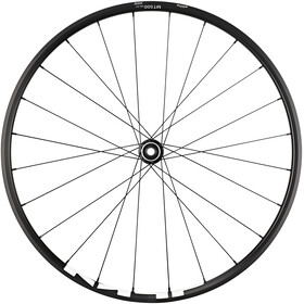 "Shimano WH-MT500 29"" Disc CL Clincher E-Thru 100mm , musta"